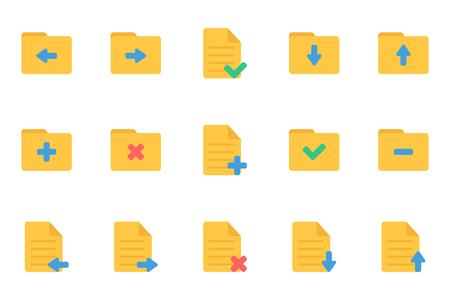 folder icons: folder icon, folder icons