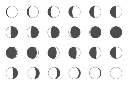 penumbra: moon icon