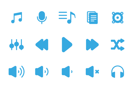quieter: player icons