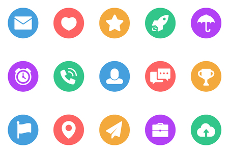 mail icon: Miscellaneous icons  flat