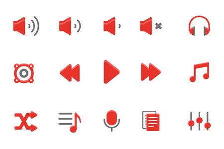 iconos de m�sica: iconos de la m�sica, icono del reproductor