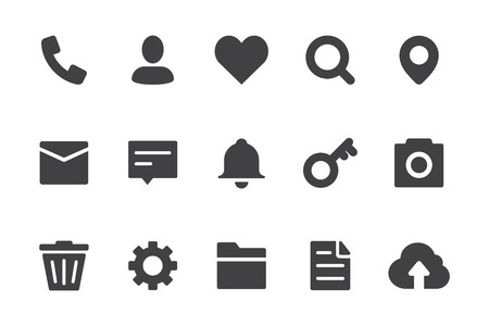 take charge: Miscellaneous icons