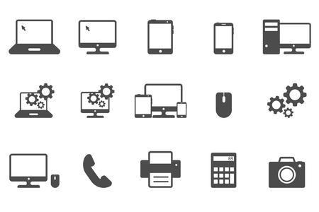 photo printer: Digital technology icon