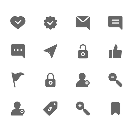 augmentation: Personal icons