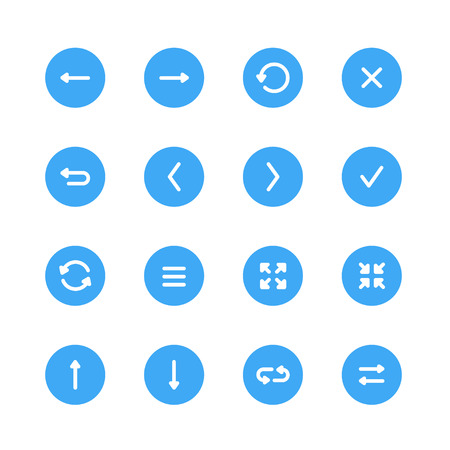 close icon: application flat icons vector