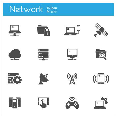 pent: Network icon