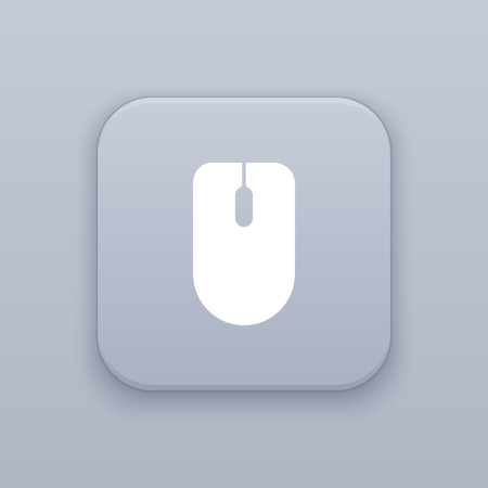 computer mouse: Computer mouse icon