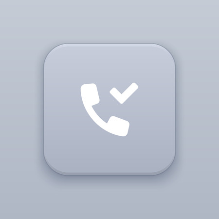 readymade: Contact saved icon