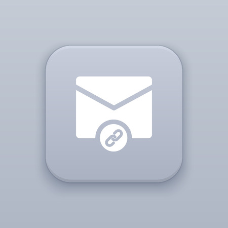 coherent: Assign e-mail vector icon