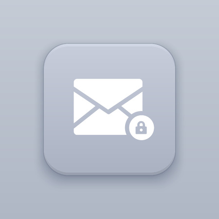 unsolicited: Block a email icon