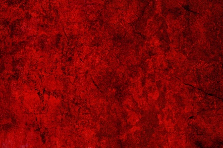 Red grunge wall surface, background Stock Photo - 10526375