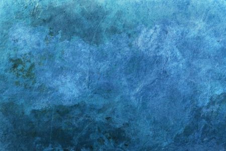 Blue grunge surface, background  Stock Photo - 13815412