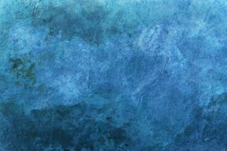 Blue grunge surface, background Stock Photo - 13815412