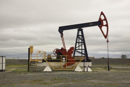 Oil pump photo