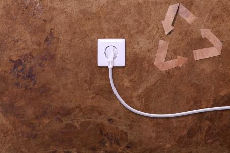 alternating current: alternative energy, concept background