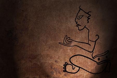 mayan culture: Maya Image of the Deity