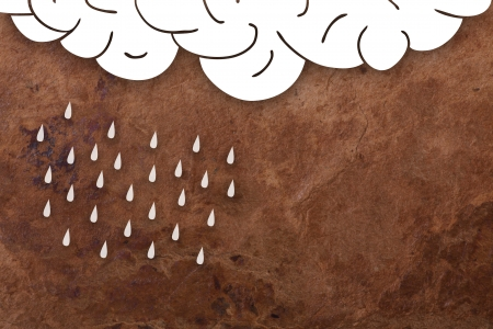 clumsy: rain background