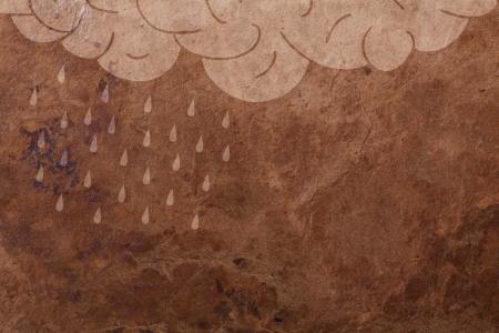 rain background photo