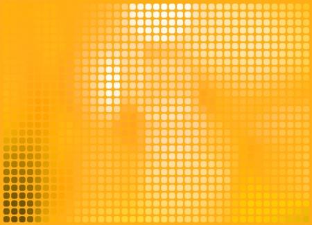 Orange abstract background,  illustration Stock Vector - 16475194