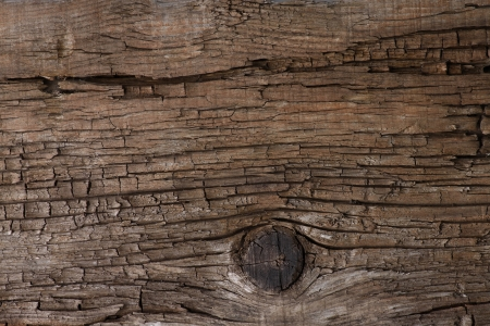 old cracked wooden surface