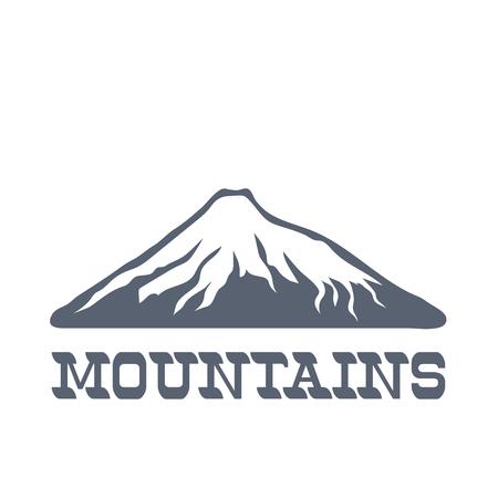 mountaintop: Mountain landscape