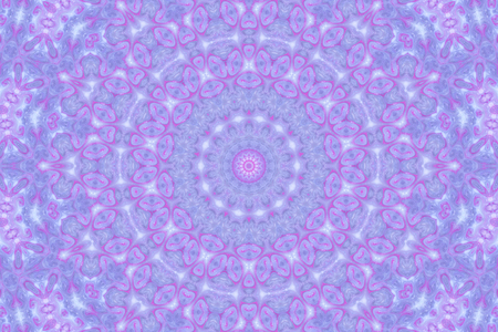 Abstract mandala. Hypnotic psychedelic background. Seamless pattern. Stock Photo
