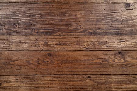 古い木製のテクスチャの背景。木製のテーブルまたは床。