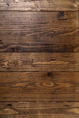 Vecchio fondo di struttura di legno. Tavolo o pavimento in legno.