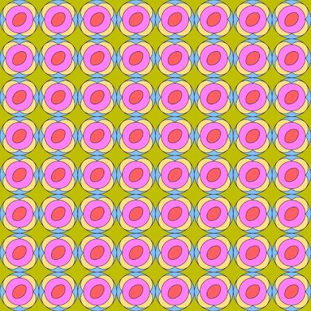illustration: Abstract pattern background Stock Photo