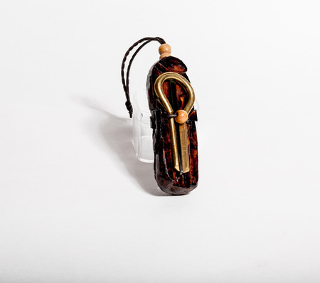 Jews harp Khomus, Maultrommel, Altai Shaman with cover photo