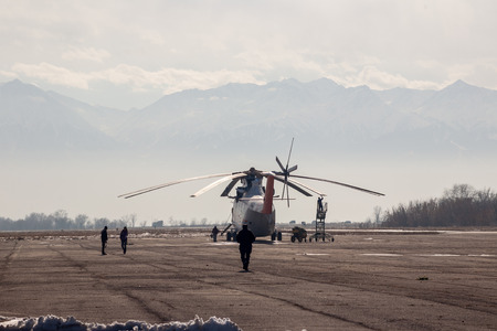blackhawk helicopter: helicopter