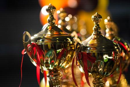 awards and trophies Standard-Bild