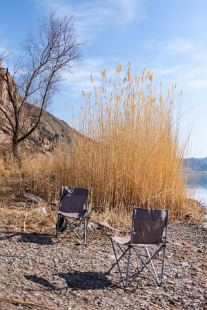 Holidays at the lake, where peace and quiet Stock Photo - 27246091
