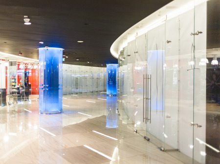 Modern commercial premises
