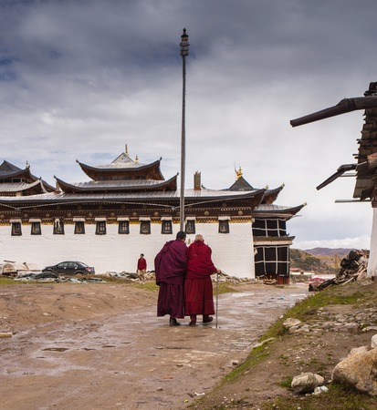 sity: Tibetan Buddhist monastery in China sity parck