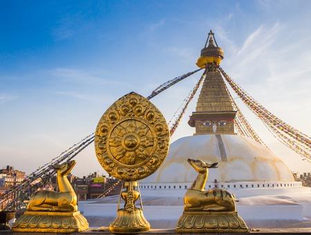 Buddhist stupa - Buddhist place of worship