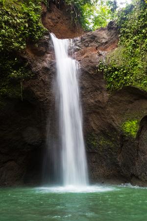 munduk waterfall indonesia asia in the Bali