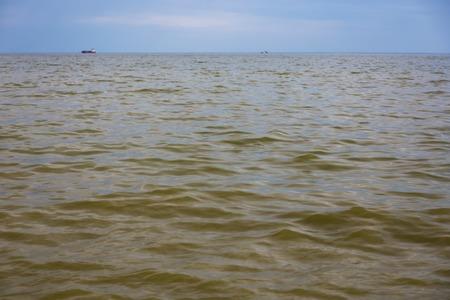 azov sea: Closeup of the Azov sea in Taganrog, Russia