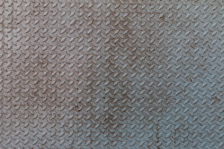 hard alloy: Old metal rhombus shaped texture closeup background