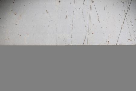 aluminium background: Closeup of old and weathered  aluminium background Stock Photo