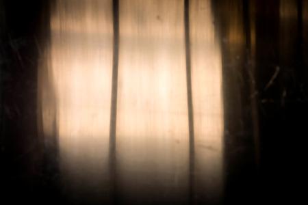 aluminium: Closeup of the old  aluminium sheet background Stock Photo
