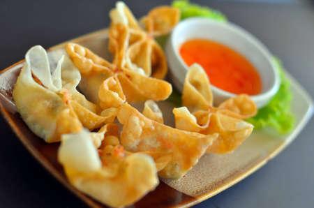 fried snack: Oriental Snacks