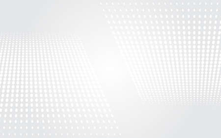 Grey white abstract background modern design copyspace for your text Çizim