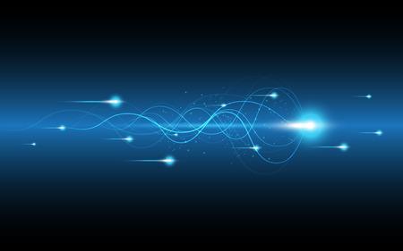 Hi-speed digital communicaition concept