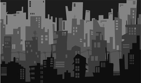 night: city night