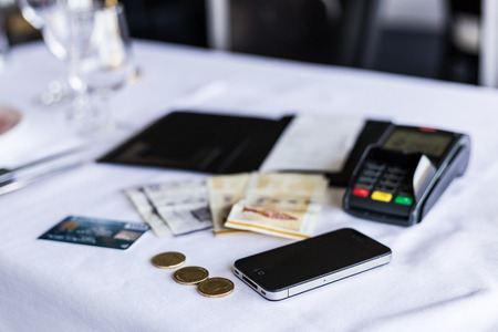 operated: Mobile payment, also referred to as mobile money, mobile money transfer, and mobile wallet generally refer to payment services operated under financial regulation and performed from or via a mobile device.