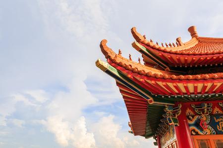 beautiful architecture china's style