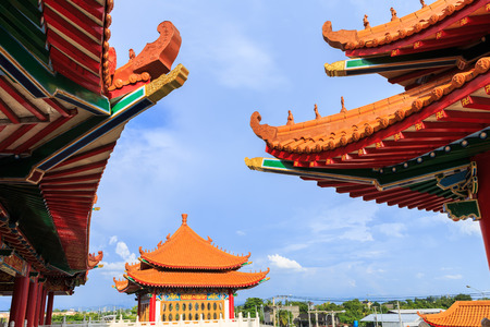 beautiful architecture chinas style Zdjęcie Seryjne