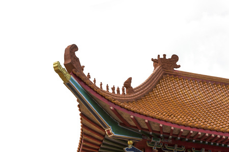 architecture china's style