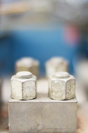 Aluminium Bolt photo